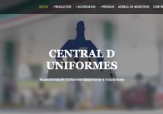 CENTRAL DE UNIFORMES… uniformes gasolineros e industriales.