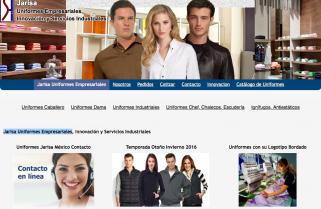 Jarisa Uniformes Empresariales en Querétaro