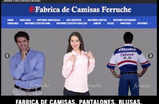 Ferruche es una fabrica de camisas