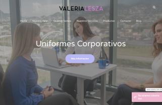 VALERIA DE MEXICO Uniformes Ejecutivos