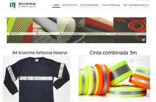Reflejante 3M, Distribuidores de cinta reflejante / reflectante